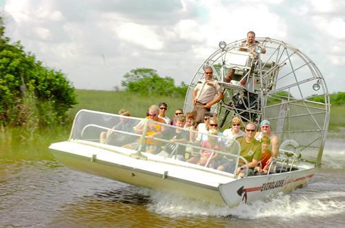 Airboat Rides in Florida: The Fast But Not So Furious