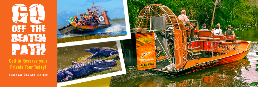 Airboat Rides Everglades National Park Eco Tour Everglades Theme Park